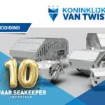 10 jaar Seakeeper!